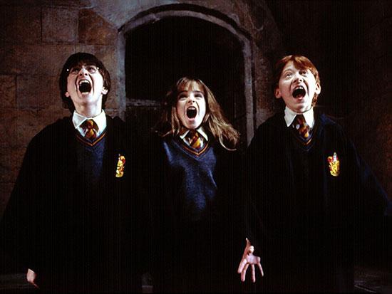 هاري بوتر وحجر الساحر
