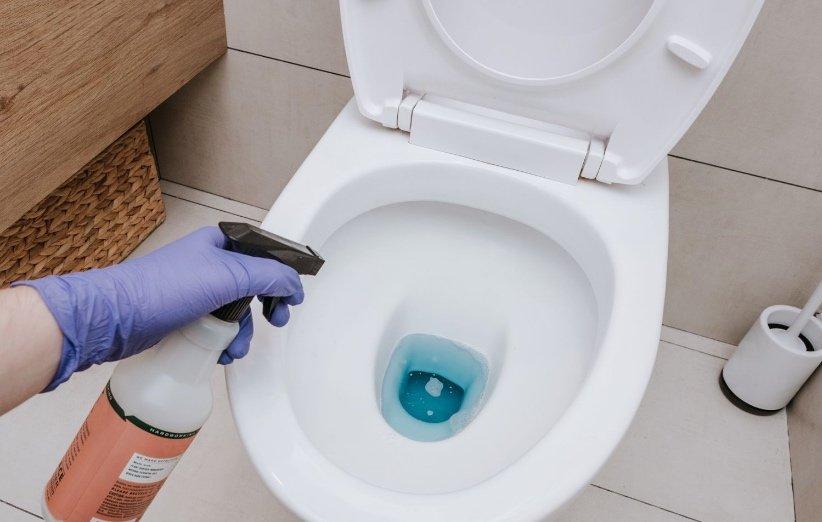 غسل المرحاض