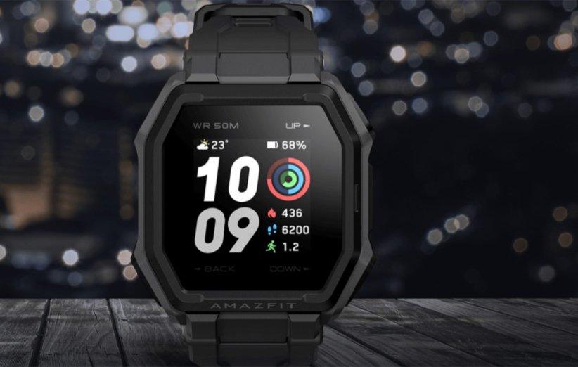 ساعة Amazfit Ares smartwatch