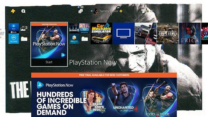 العب PlayStation الآن