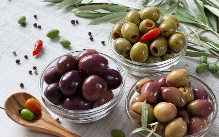 الزيتون - وجبة خفيفة جيدة لفقدان الوزن