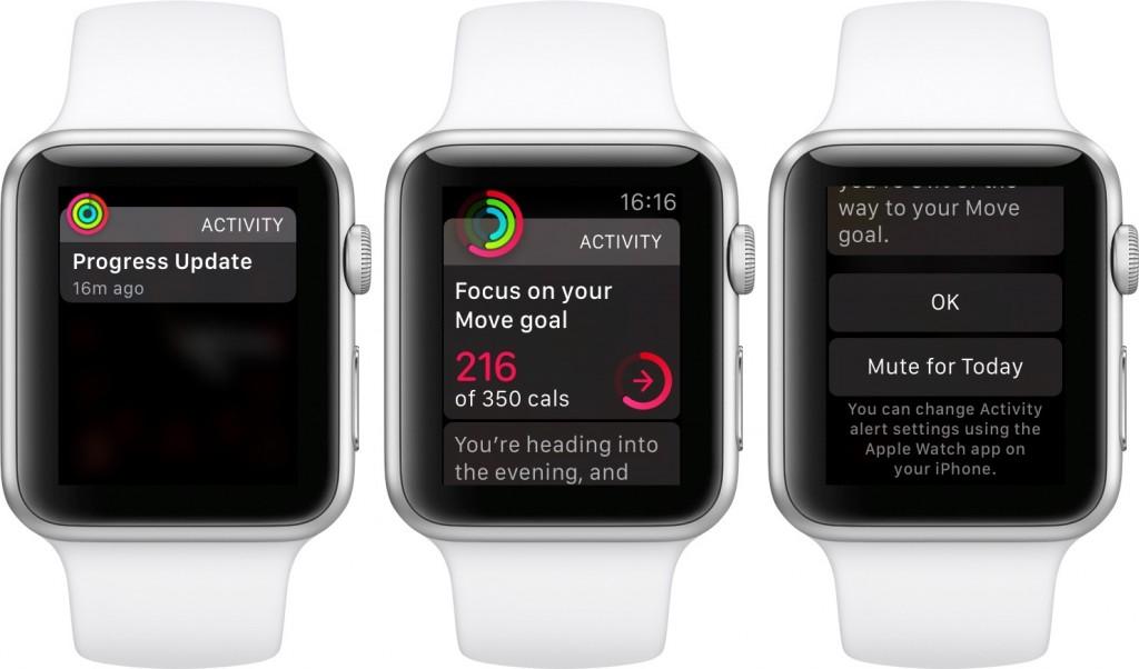 قم بتعطيل النشاط في Apple Watch