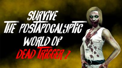 DEAD TRIGGER 2 Zombie لعبة FPS أكو وب