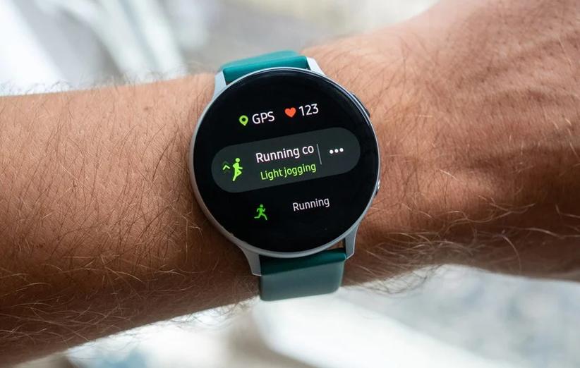 تنشيط ضغط الدم لـ Galaxy Watch Active 2