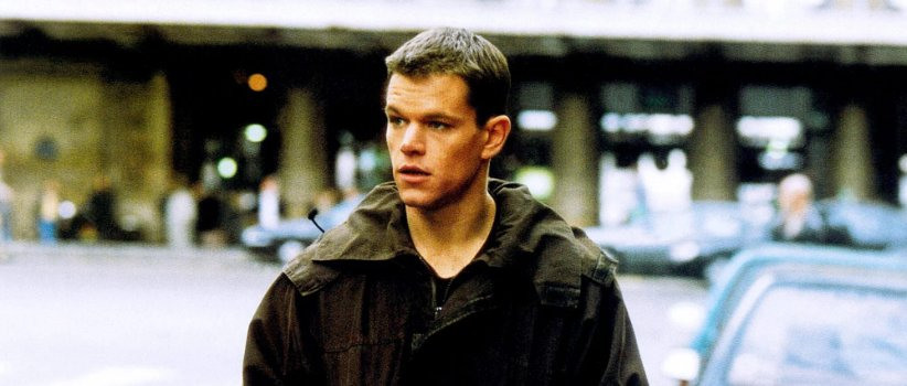 فيلم Bourne Identity