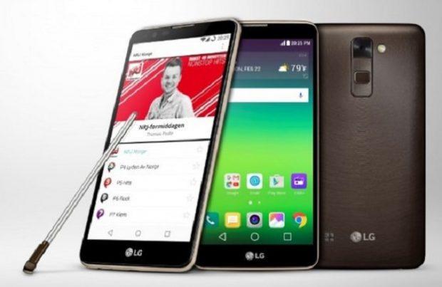 هواتف LG
