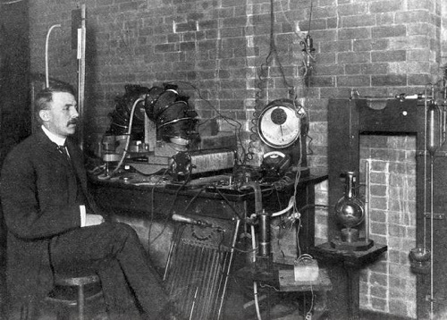 تاريخ الفيزياء الجزء الثالث ، رذرفورد