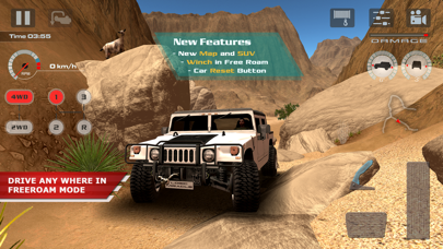 الطريق الصحراوي بالسيارة أكو وب