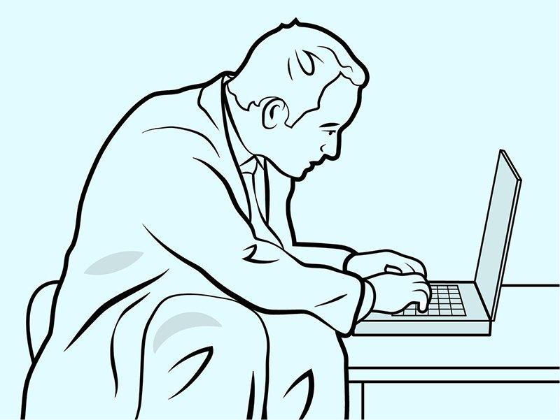 تعديل بيئة العمل عن بعد ؛ 9 طرق لتحويل مكتبك أكو وب