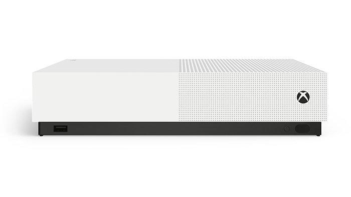 وحدة تحكم Xbox One S