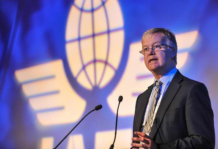 برايان بيرس ، كبير الاقتصاديين في اتحاد النقل الجوي الدولي