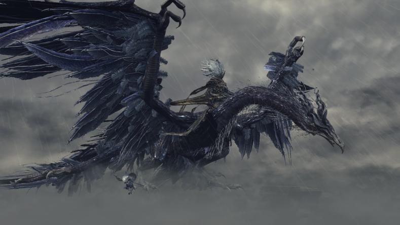 الملك لم يذكر اسمه - النفوس المظلمة 3