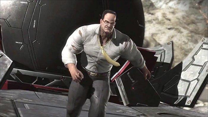 السيناتور Armstron MGR Rising