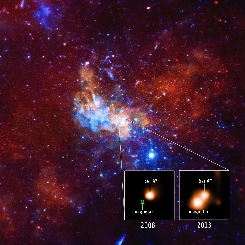 Magnetar SGR