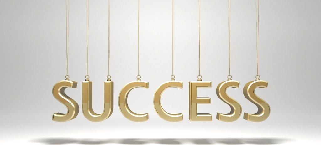 المثلث الذهبي للنجاح