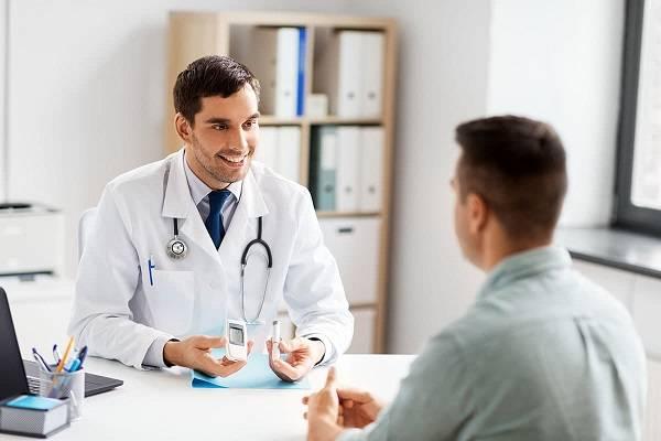 تحدث إلى طبيبك