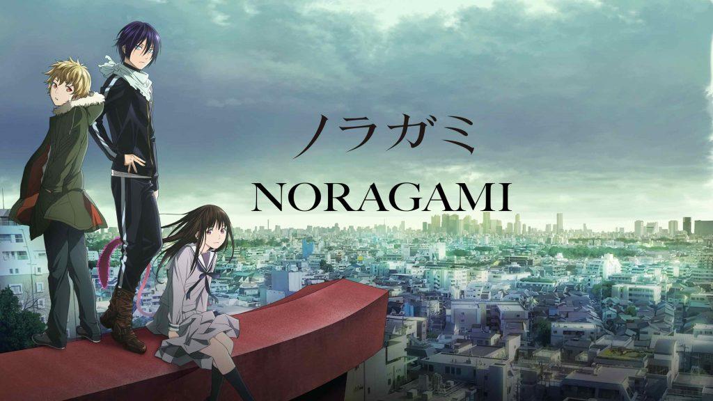 أفضل خلفيات Noragami أنيمي