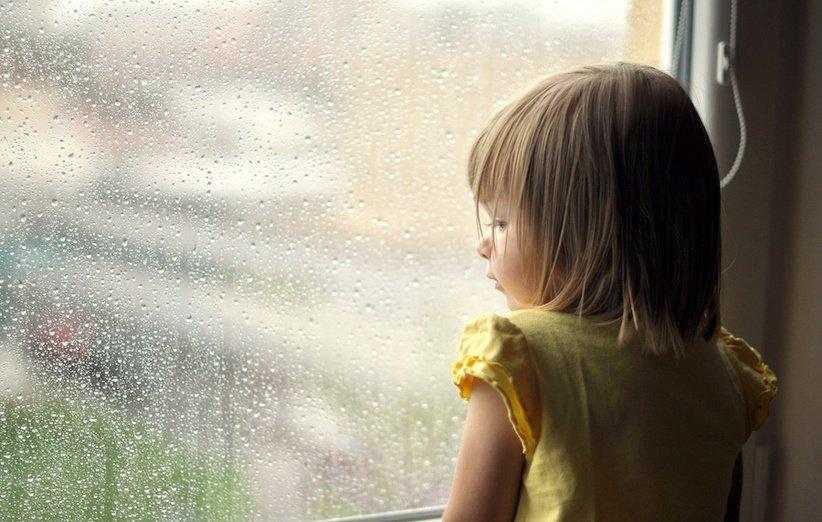 الخوف من الظروف الجوية من جميع أنواع الخوف عند الأطفال