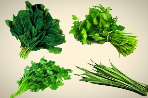 خضروات لغورم سبزي
