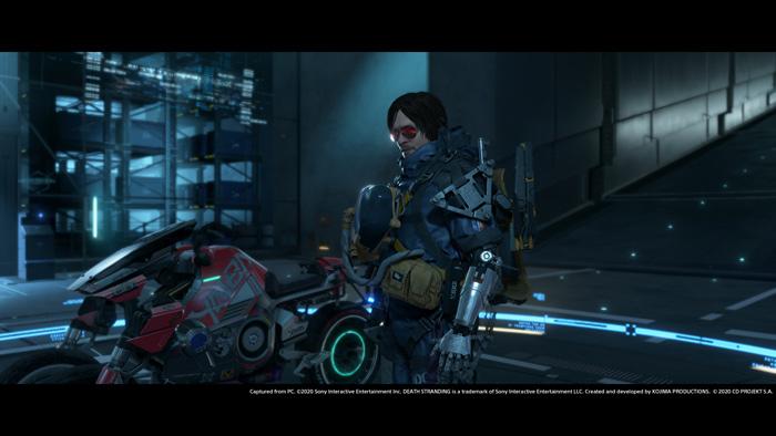 تعاون تدفق الموت و Cyberpunk ؛ تلعب المراحل والعناصر الجديدة أكو وب