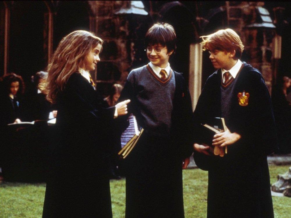 هاري بوتر وأصدقائه