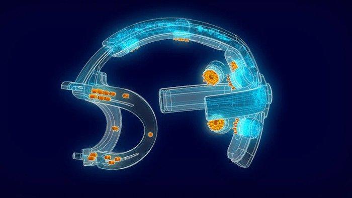 واجهة الدماغ الحاسوبية OpenBCI