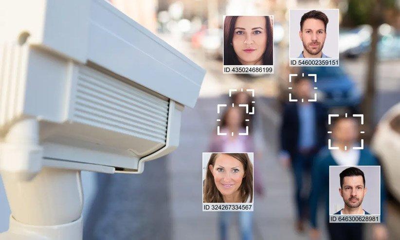 نظام التعرف على الوجه في موسكو