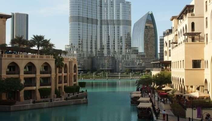 أفضل مكان في دبي