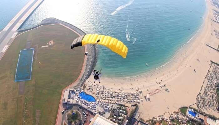 دبي مكان رائع