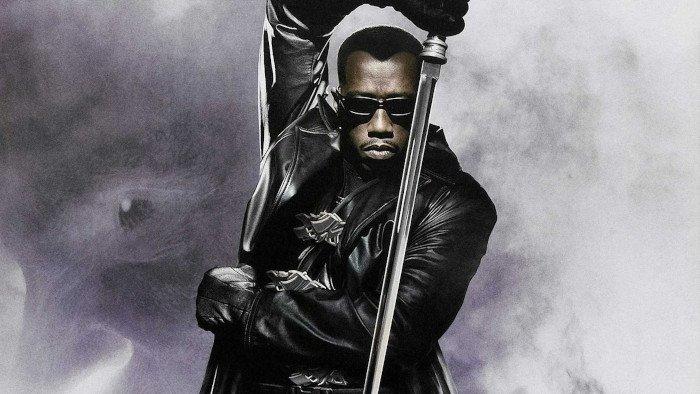 Blade في سلسلة ألعاب Mortal Kombat