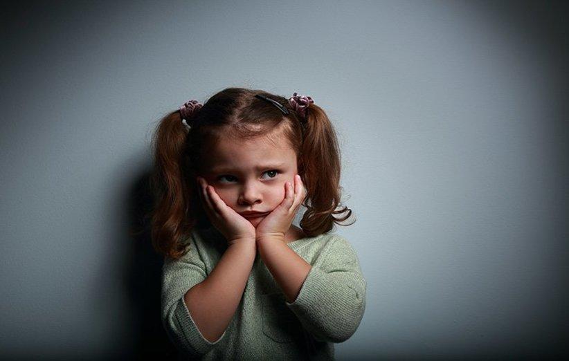 هل هناك جانب ايجابي لمخاوف الطفل؟