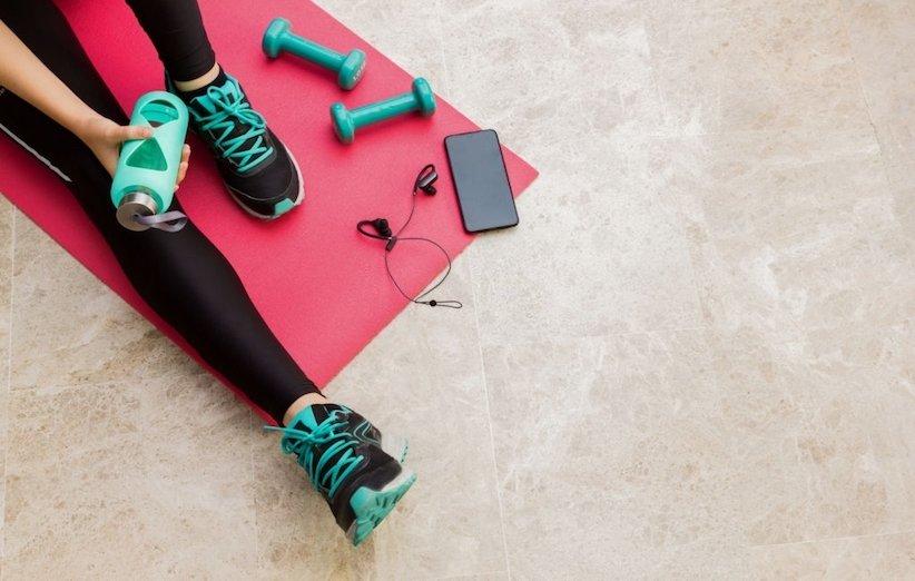 التمرين والنوم - مقدار التمرين