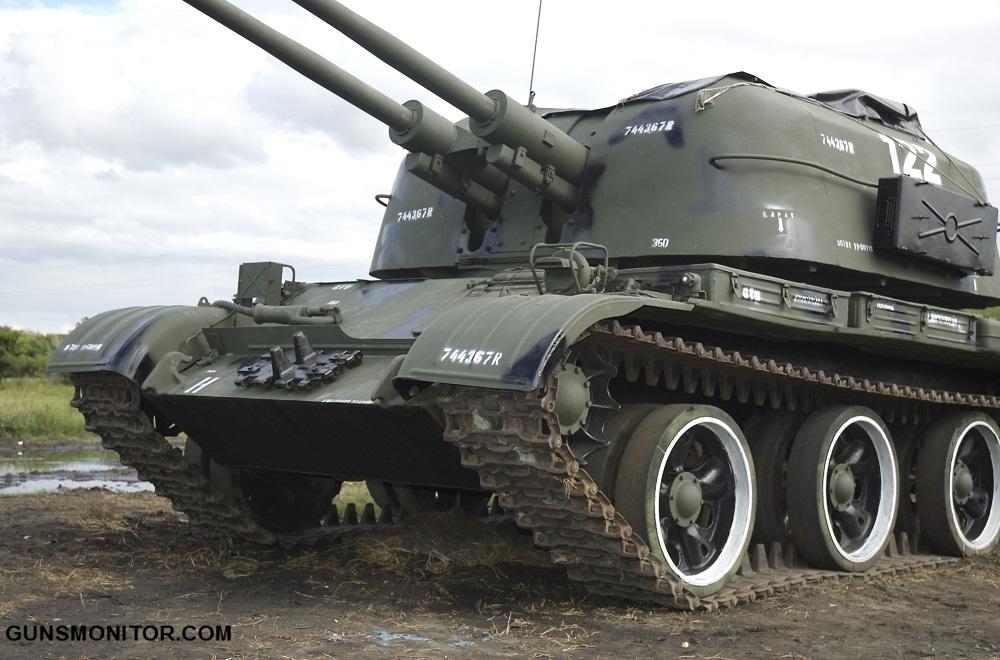 1609760811 581 أول مدفع ذاتي الحركة مضاد للطائرات ينتج بكميات كبيرة في أكو وب