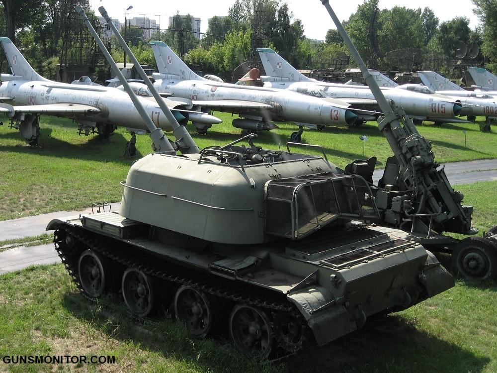 1609760811 67 أول مدفع ذاتي الحركة مضاد للطائرات ينتج بكميات كبيرة في أكو وب
