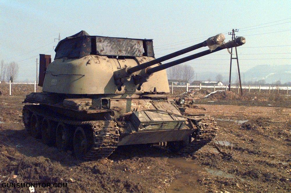 1609760811 738 أول مدفع ذاتي الحركة مضاد للطائرات ينتج بكميات كبيرة في أكو وب