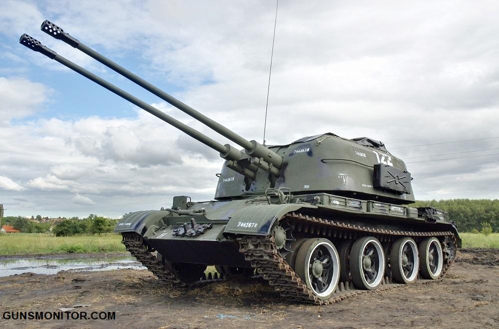 1609760811 959 أول مدفع ذاتي الحركة مضاد للطائرات ينتج بكميات كبيرة في أكو وب