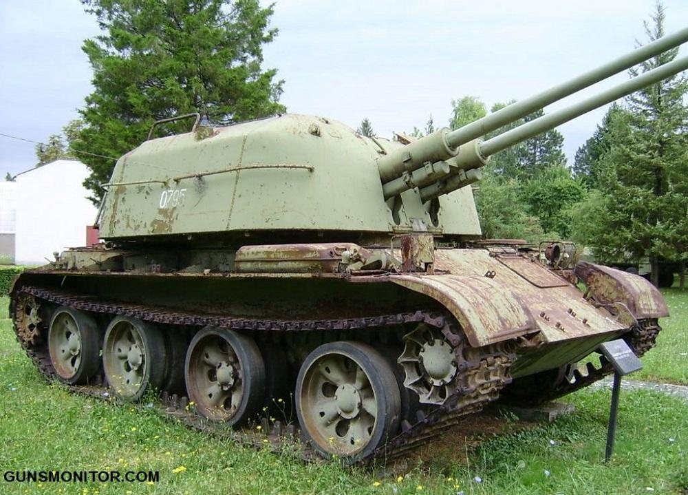 1609760811 977 أول مدفع ذاتي الحركة مضاد للطائرات ينتج بكميات كبيرة في أكو وب