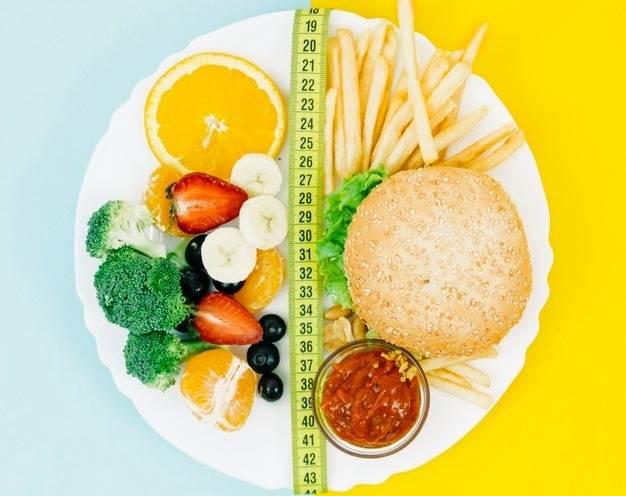 تجنب الوجبات السريعة في النظام الغذائي