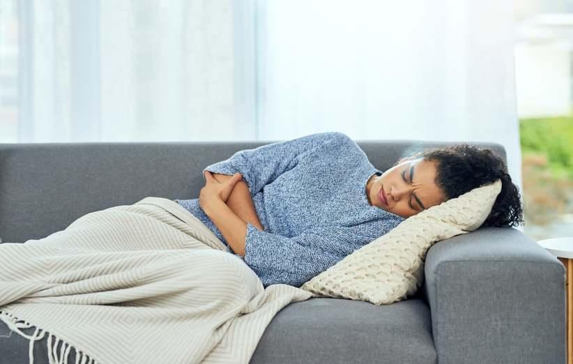 تقليل آلام الدورة الشهرية
