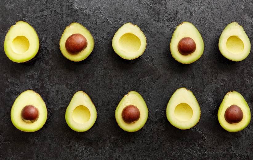 الأفوكادو لذيذ ويمكن دمجه بسهولة في النظام الغذائي