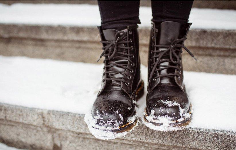 انتبه إلى حجم الحذاء ومناسبته لقدميك