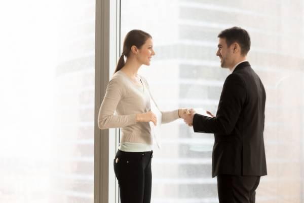 المعاملة الصحيحة للموظفين