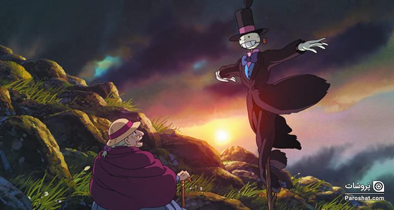 1609838191 731 تقديم أنمي قلعة هاول المتحركة ؛ قصة في مدح السلام أكو وب