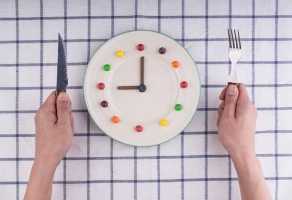 وقت الطعام