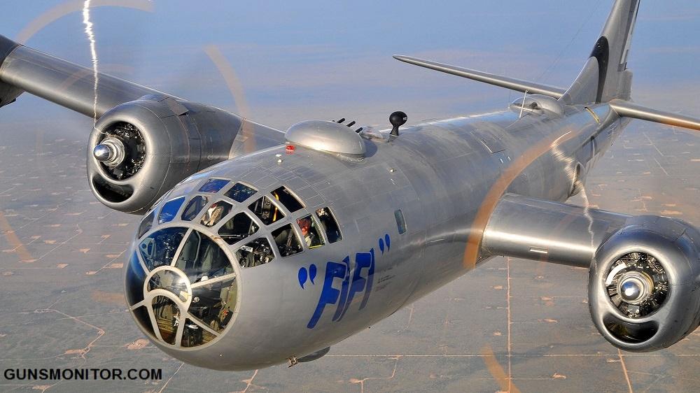 1609847284 400 ناقل B 36 ؛ أكبر طائر عسكري كلاسيكي ب 39 طنًا أكو وب