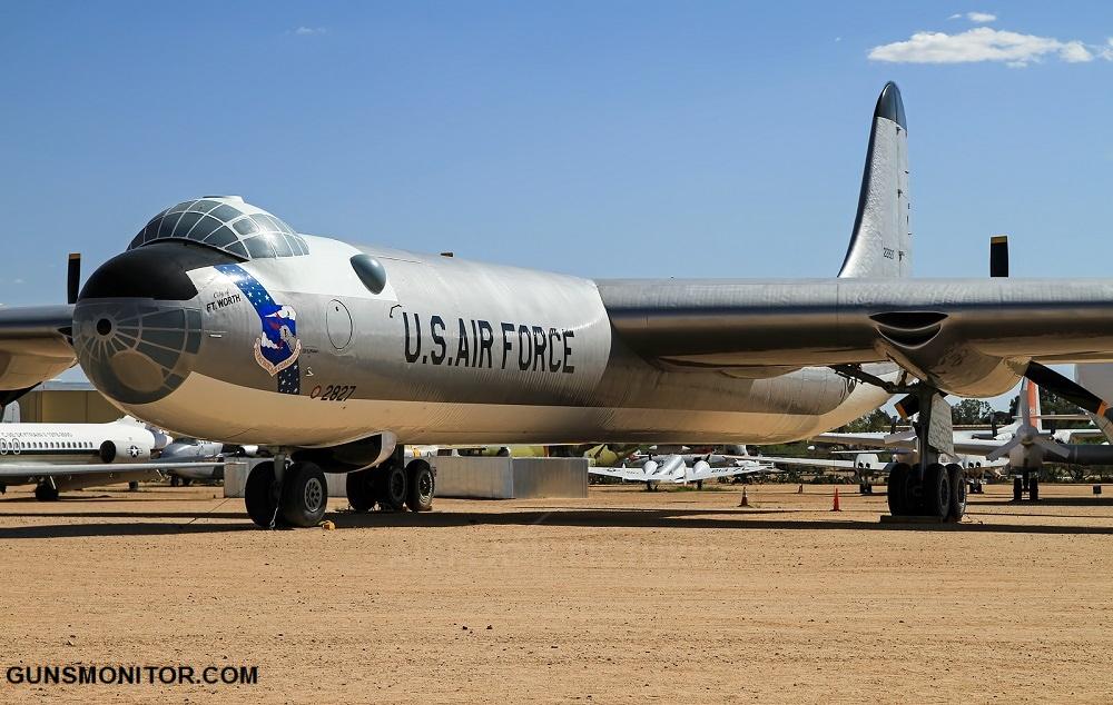 1609847284 655 ناقل B 36 ؛ أكبر طائر عسكري كلاسيكي ب 39 طنًا أكو وب