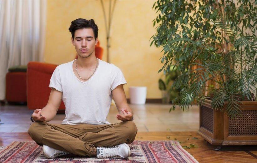 التأمل الواعي لتحقيق راحة البال
