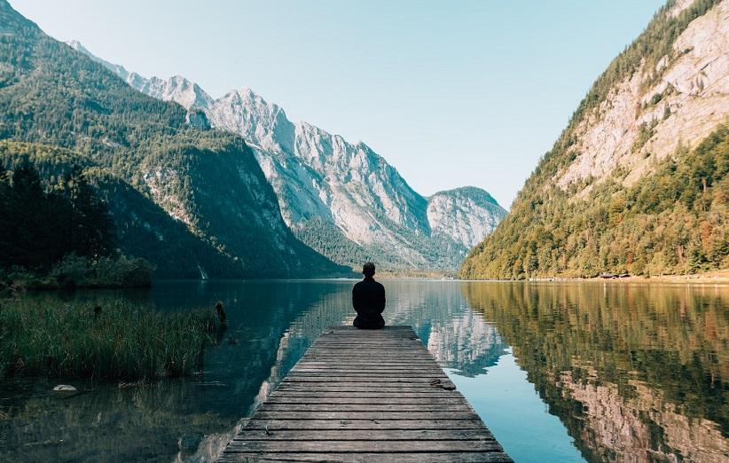 تحقيق راحة البال من خلال التواجد في الطبيعة