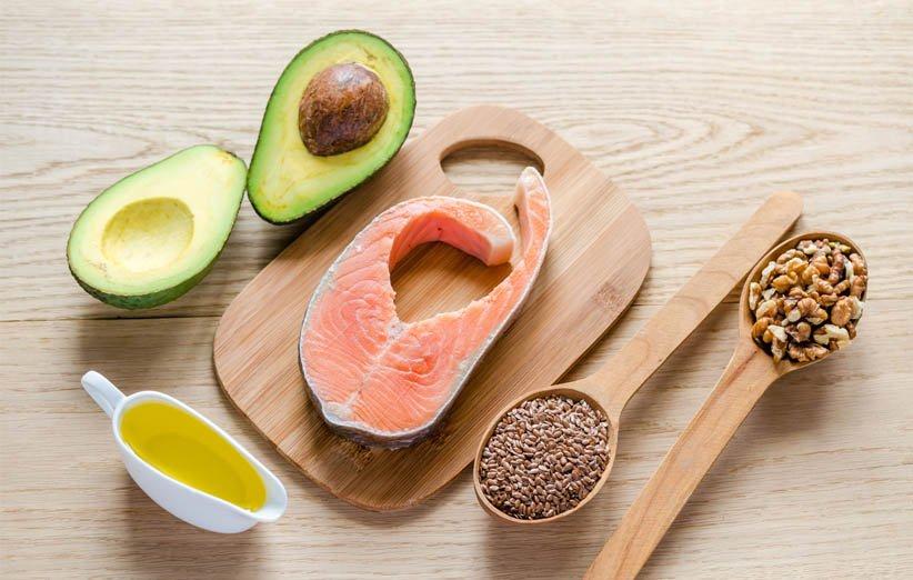 الدهون غير المشبعة المناسبة للقلب