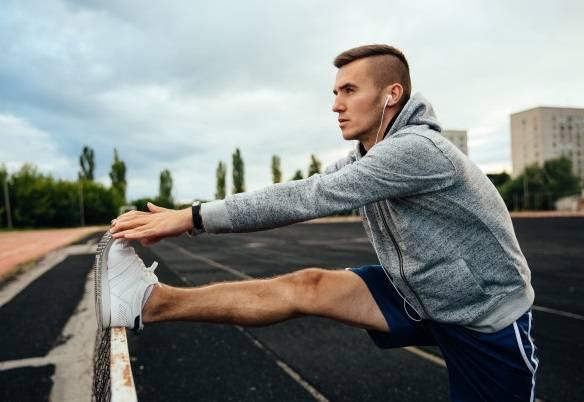 الوقاية من الإصابات الرياضية